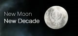 New Moon, New Decade