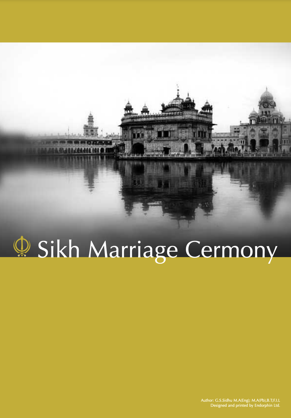 Sikh Marriage Cermony